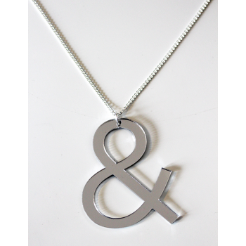 img src: http://dftba.com/product/14b/Silver-Ampersand-Necklace