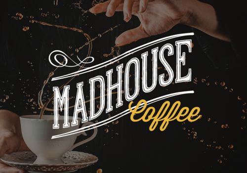 MadHouse Coffee (Concept)